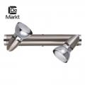 DeMarkt № 506020202   (Алгол) Алгол хром 2*40W R50 Е14 220 V спот