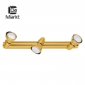 DeMarkt № 506020803   (Алгол) Алгол золото 3*40W R50 Е14 220 V спот