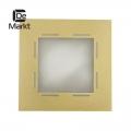 DeMarkt № 507020801   (Кредо) Кредо золото матовое 1*40W G9 220 V