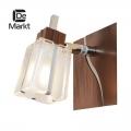 DeMarkt № 518020901   (Лайн) спот (без лампочек в комплекте)