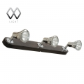MW-Light № 540020303   (Азур) Азур 3*50W GU10 12 V спот