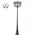MW-Light № 804040703   (Фабур) Фабур 3*95W E27 220 V IP44 светильник